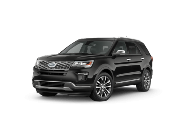 New 2019 Ford Explorer Platinum SUV FAE190411 in Getzville, NY